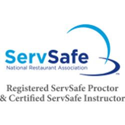 ServSafe Instructor Logo